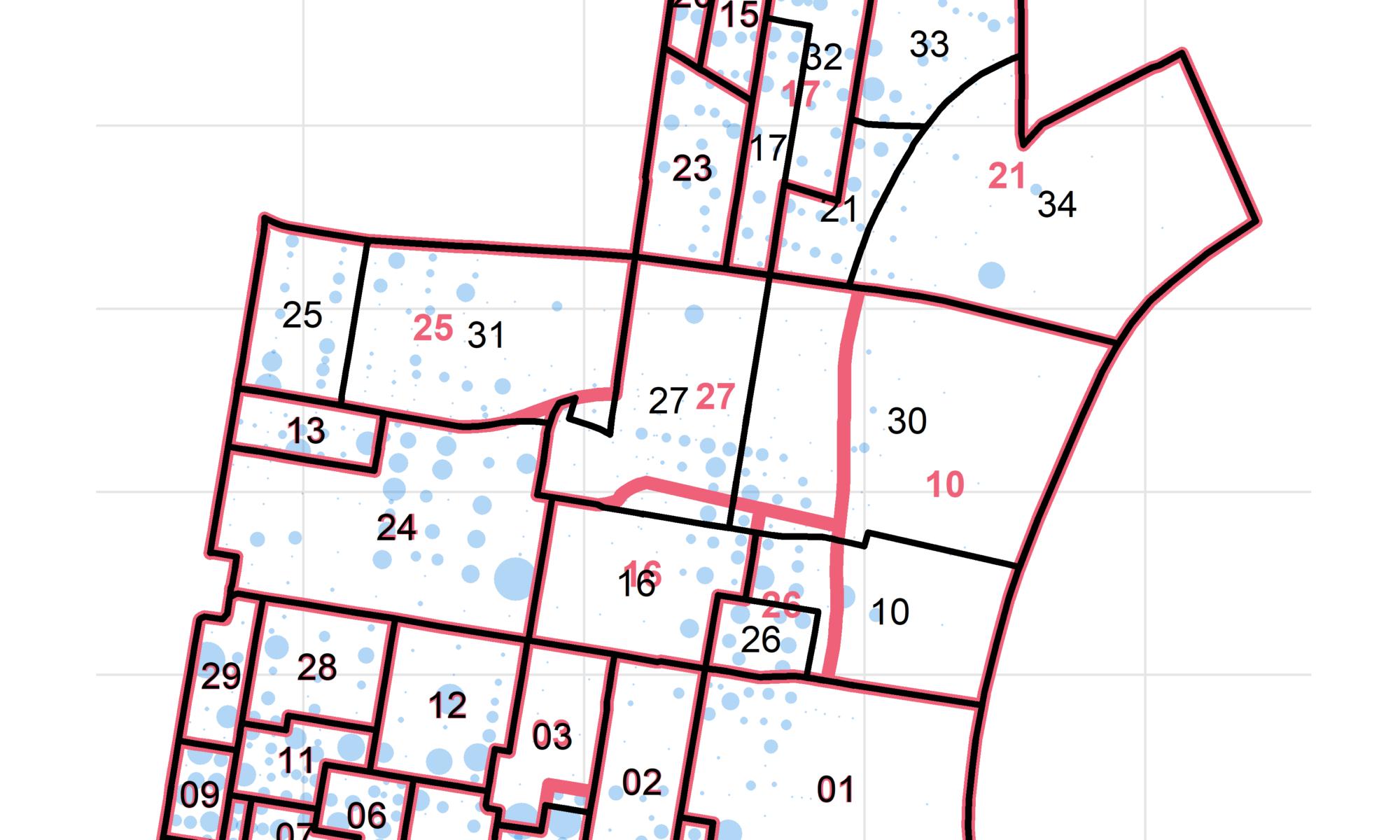 R Tutorial: How I crosswalk Philadelphia's election data